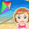 BABY MELISA BEACH FUN