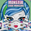 BABY MONSTER GREAT MANICURE