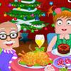 BABY ZOE CHRISTMAS TREAT