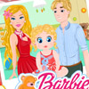 BARBIE AND KEN PERFECT BABY