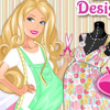 BARBIE MATERNITY DESIGN GAME