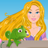 BARBIE PRINCESS STORY GAME