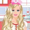BARBIE VET CLINIC GAME