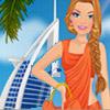 BARBIE VISITS DUBAI