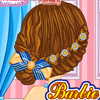 BARBIE WEDDING HAIRSTYLES DRESS UP