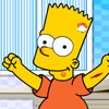 BART SIMPSON AT THE DOCTOR GAME