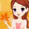 BE AUTUMN FASHION PICNICKER DRESS UP