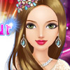 BEAUTY PARLOUR DRESS UP