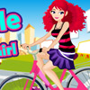BICYCLE MATCH GIRL