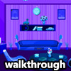 BLUE ROOM ESCAPE WALKTHROUGH