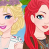 BOHO PRINCESSES DRESS UP