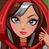 CERISE HOOD ENCHANTED PICNIC DRESS UP