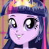 CHIBI TWILIGHT SPARKLE DRESS UP
