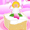 CHRISTMAS ANGEL CAKE GAME