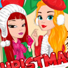 CHRISTMAS DOLL CREATOR GAME