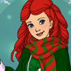 CHRISTMAS TIME WINTER FASHION DRESS UP