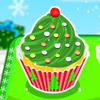 CHRISTMAS TREE CUPCAKES GAME