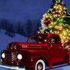 CHRISTMAS TREE DELIVERY JIGSAW