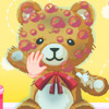 CLEAN VINTAGE TEDDY BEAR GAME