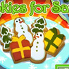 COOKIES FOR SANTA GAME