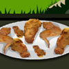 COOKING CHICKEN WINGS GAME