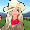 COWGIRL LOOK MAKEOVER GAME