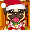 CUTE CHRISTMAS PUPP GAME