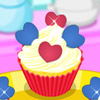 CUTE HEART CUPCAKES GAME