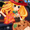 CUTE WITCHY DRESS UP