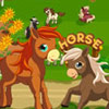 DECORATION HORSE FARM GAME