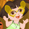 DORA AT HALLOWEEN PARTY
