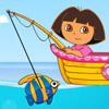 DORA FISHING GAME