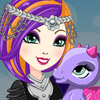 DRAGON GAMES POPPY O'HAIR DRESS UP