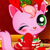 DEAR CHRISTMAS KITTEN