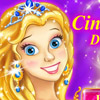 DELUXE CINDERELLA DRESS UP