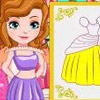 DESIGN SOFIAS CORONATION DRESS GAME