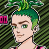 DEUCE GORGON TRENDY HAIRSTYLE