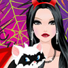 DEVILISH KITTEN DRESS UP