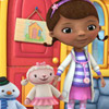 DOC MCSTUFFINS ROOM DECOR