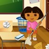 DORA CLEAN UP SONG GAME