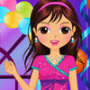 DORA DISCO PARTY DRESS UP