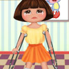 DORA FOOT DOCTOR GAME