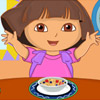 DORA HEALTHY FOOD GAME