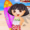 DORA IN HAWAII DRESS UP