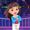 DORA IN NEW YORK DRESS UP