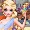 ELSA ICE CREAM SHOP 2
