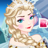 ELSA BALL MAKEOVER GAME