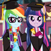 EQUESTRIA TEAM GRADUATION DRESS UP