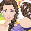 ELF PRINCESS CUTE HAIRDO GAME