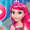 ELSA AND ANNA IN ROCK N ROYALS GAME